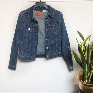 Levi Strauss denim jacket size S